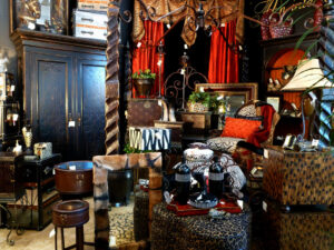 Exotic Animal Bedroom