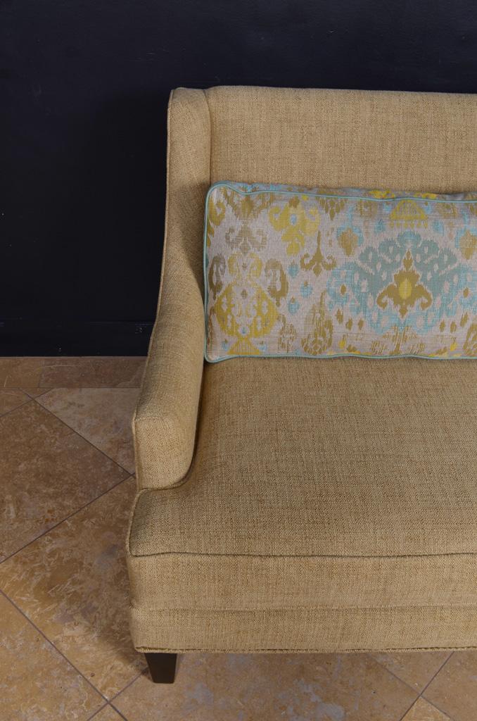 Irish Tweed Sofa Cherie Rose Collection