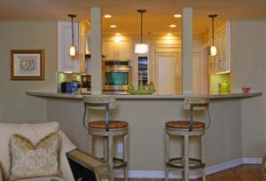 Interior design: Before