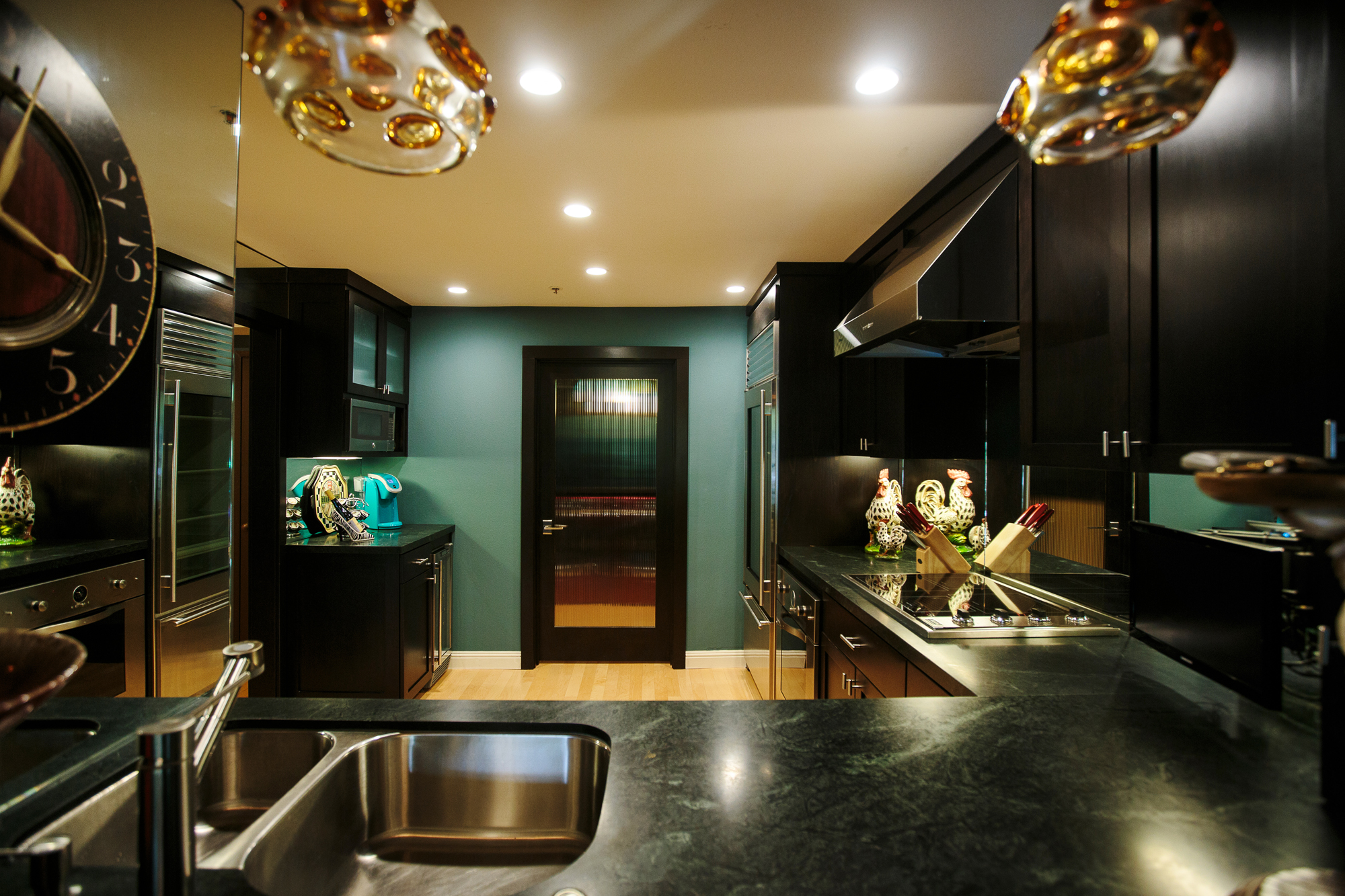 Verde Colored Kitchen Sinks