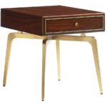 Lexington Midcentury Side Table