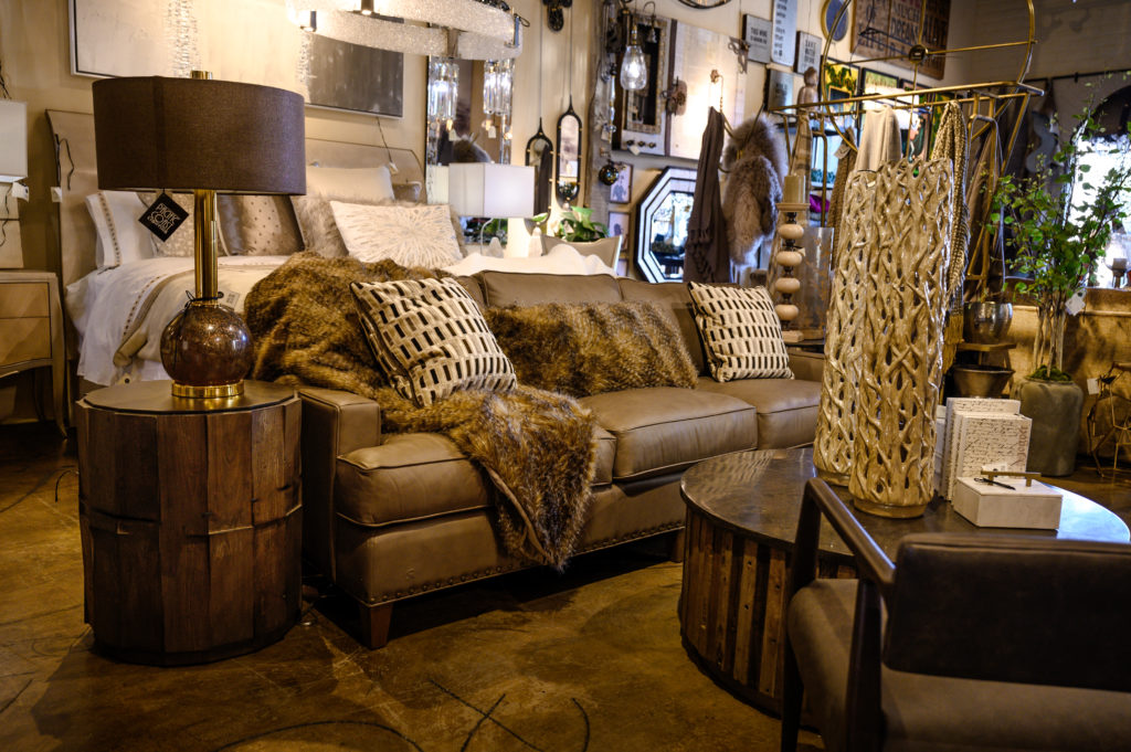 showroom-interior-design-living-throw-pillow-sofa-cherie-rose